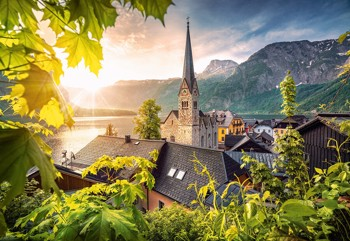 Postcard from Hallstatt