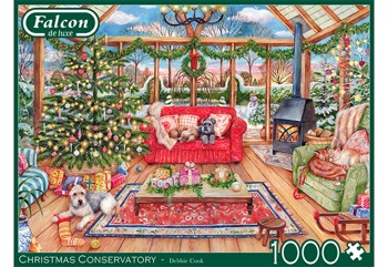 The Christmas Conservatory