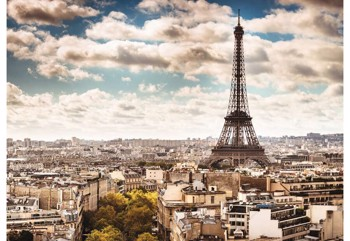 Beautiful Skylines Paris