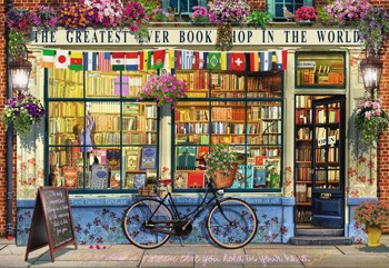 The Greatest Bookshop