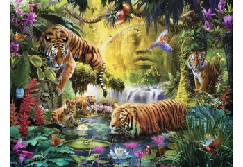 Tranquil Tigers