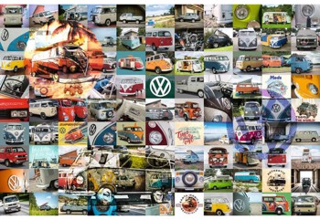 99 VW Campervan Moments