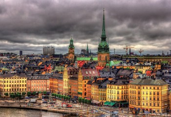 Views of Stockholm