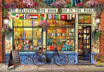 Greatest Bookshop in the World