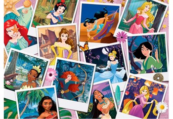 Disney Pix Collection Princess Selfies