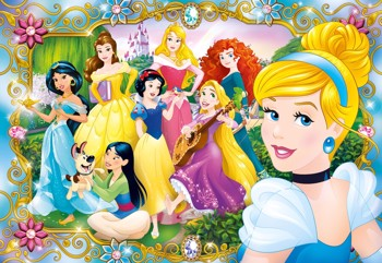 Disney Princess (Jewel)