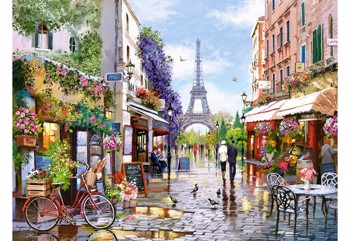 Flowering Paris