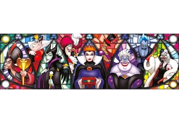 Disney Panorama Collection Villains