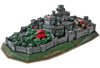 Game of Thrones Winterfell 3D