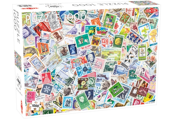 Tons of Stamps