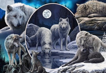 Magnificent Wolves