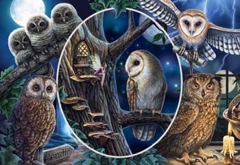 Mysterious Owls