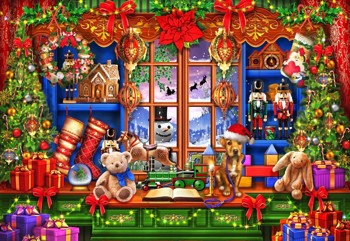 Ye Old Christmas Shop
