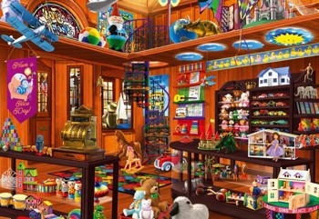 Toy Shoppe Hidden