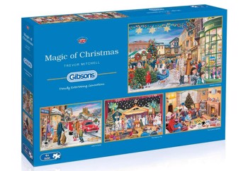 Magic of Christmas (4 spil)
